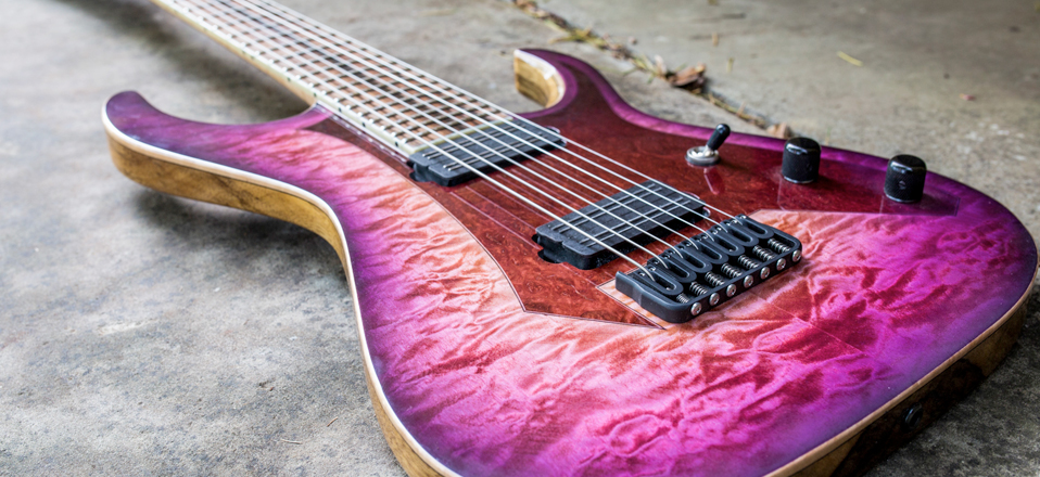 carillion guitars
